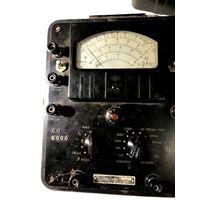 Измерительный прибор АВО-5М1 1959 г