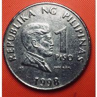 30-08 Филиппины, 1 писо 1998 г.
