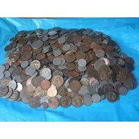 CCCР 1961-1991 г. 4,450 килограмма от 1 копейки до 1 рубля. Смотрите фото!!!