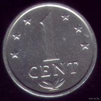 1 цент 1982 год Нидерландские Антильи