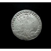 ОРТ 1754 ГОДА АВГУСТА III. ПО БЛИЦУ - ПОЧТОЙ БЕСПЛАТНО!