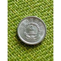 Китай 1 фэнь фынь 2011 г