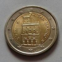 2 евро, Сан-Марино 2012 г.