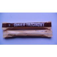 """Сахар """"CUKIER TRZCINOWY""""  коричневый. распродажа"""