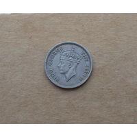 Британская Малайя, Георг VI (1936-1952), 10 центов