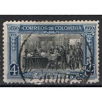 Колумбия 117