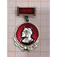 В. И. Ленин, лег мет, медаль
