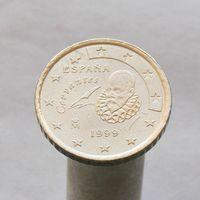 Испания 50 евроцентов 1999