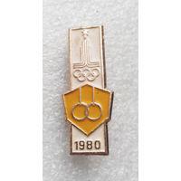Спортивная Гимнастика. Виды спорта. Олимпиада 1980 #0136-SP3