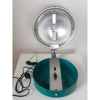 """Ультрафиолетовый облучатель """"Электроника УФО-01-250 Н. Работает в двух режимах: ультрафиолетового (УФ) облучения и инфракрасного (ИК) нагрева."""