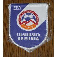 Вымпел Федерация футбола Армении