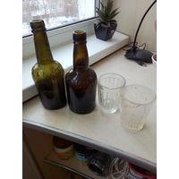 Две бутылки Pattent c пмв