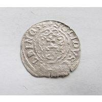Шиллинг1634 Эльблёнг Кристина Августа Ваза Прибалтийские владения Швеции