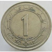 Алжир 1 динар 1987 25 лет Независимости (320)