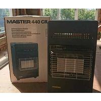 Газовый обогреватель MASTER 440 CR.