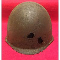Каска,шлем СШ-39 (подписная,на чернильных штампах)