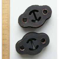 Кольцо подвес глушителя  для Москвич - 2141 2шт.