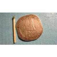 Монета Талер 1668 год Голландия, республика, Вестфризия