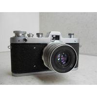 Фотоаппарат Заря с объективом Индустар-26м живой