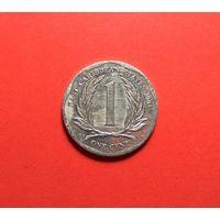 Восточные Карибы 1 цент, 2004.