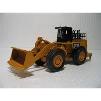 Трактор-бульдозер CATERPILLAR электрофицирован (1)
