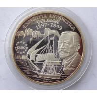 100 лей, Румыния, 1999, 27гр/925 серебро