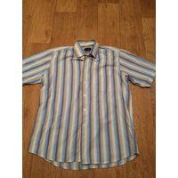 Рубашка классическая летняя мужская