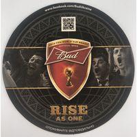 Подставка под пиво Bud Украина /США/