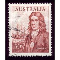 1 марка 1966 год Австралия 375