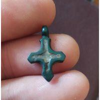 Старинный крестик малютка
