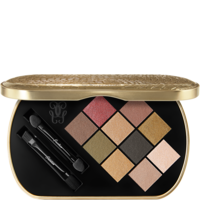 Палетка теней Guerlain Palette Goldenland Harmony of 10 Eyeshadows matte to metallic look