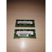 Оперативная память PC 2  1Gb