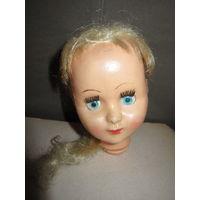 Голова от редкой белорусской куклы Аленки