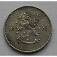 Финляндия 25 Пенни 1937 (110)
