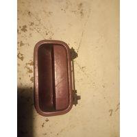 Лот 1116. Задняя правая наружняя ручка двери Opel Vectra A. Старт с 5 рублей!