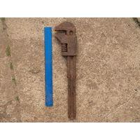 Гаечный раздвижной ключ в стиле форда ww2