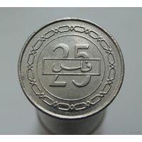 25 филсов 2002 Бахрейн