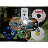 Mp3 диски разные