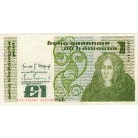 Ирландия, 1 фунт, 1985 г.