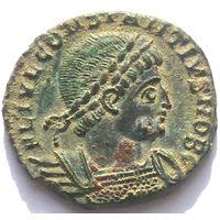 РИМ. КОНСТАНЦИЙ II (337-361 г.) АНТИОХИЯ. АЕ ФОЛЛИС.