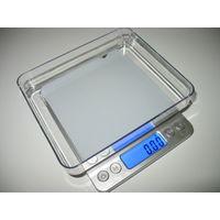 Ювелирные весы Digital Scale SF-810 200гр / 0,01гр, 2 чаши! Новые, в Наличии!