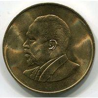 КЕНИЯ - 10 ЦЕНТОВ 1968