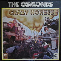 The Osmonds, Crazy Horses, LP 1972