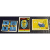 Гана, независимость, герб, карта, распродажа