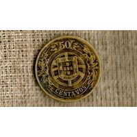 Португалия 50 сентаво 1926 /(N)