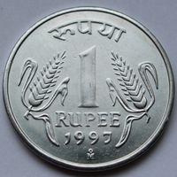 1 рупия 1997 Индия