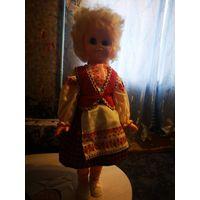 Кукла Павлинка.ссср.58см. цена снижена.