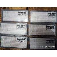 Самонаборный штамп TRODAT 9 шт
