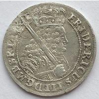 Орт 1698 Пруссия