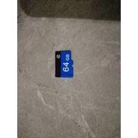 MicroSD 64Гб